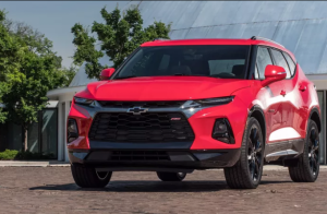 15 New Chevrolet Blazer 2020 Ss With 500Hp Spy Shoot by Chevrolet Blazer 2020 Ss With 500Hp