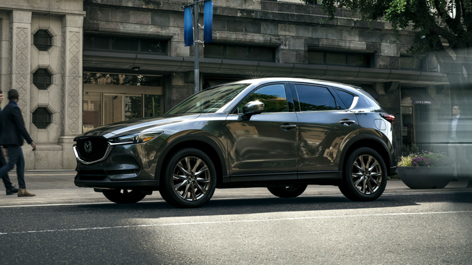 15 New When Will 2020 Mazda Cx 5 Be Released Spy Shoot with When Will 2020 Mazda Cx 5 Be Released