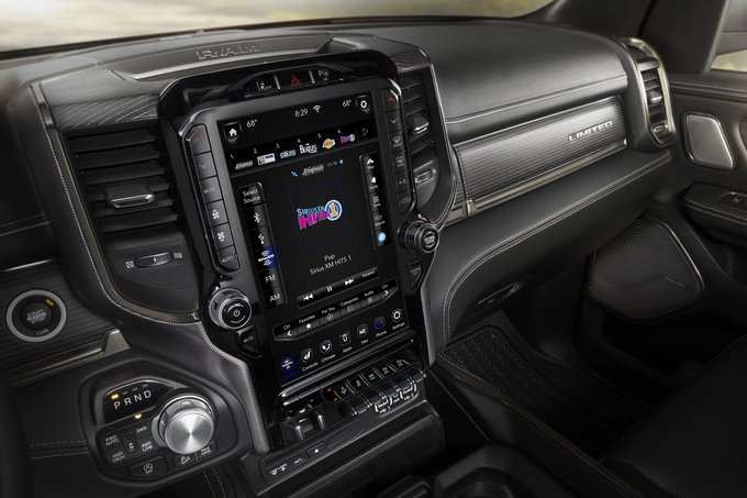15 The 2020 Dodge Ram Interior New Review by 2020 Dodge Ram Interior