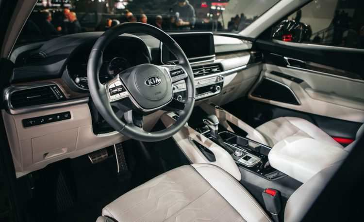 15 The 2020 Kia Telluride Ex Interior Exterior by 2020 Kia Telluride Ex Interior