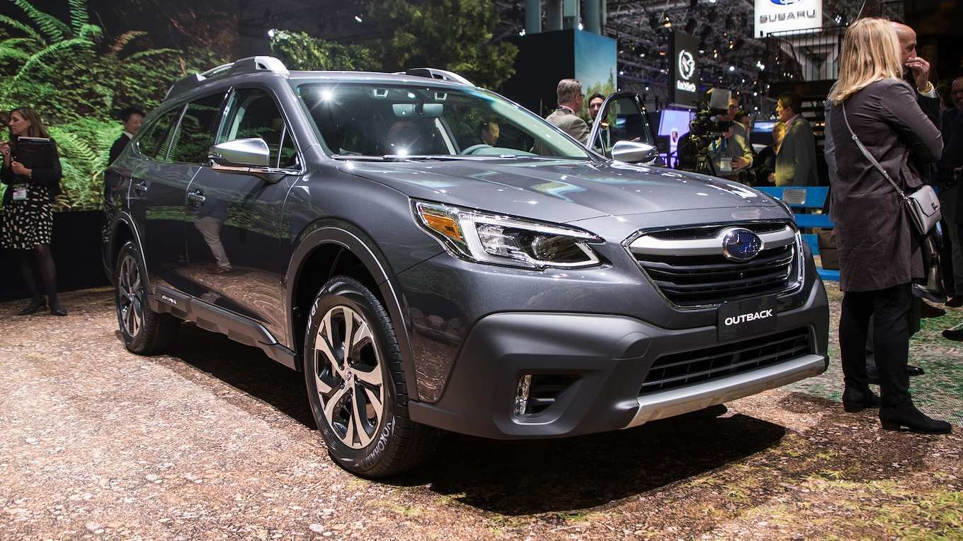 15 The 2020 Subaru Outback Gas Mileage Research New with 2020 Subaru Outback Gas Mileage