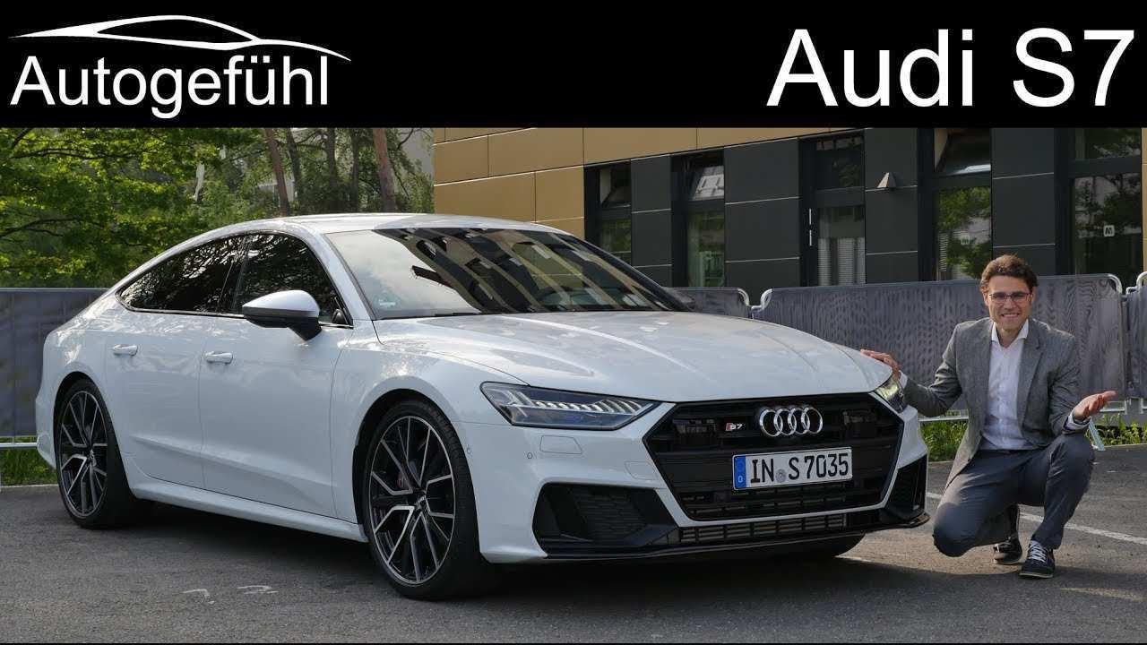 15 The Audi S7 2020 Rumors for Audi S7 2020