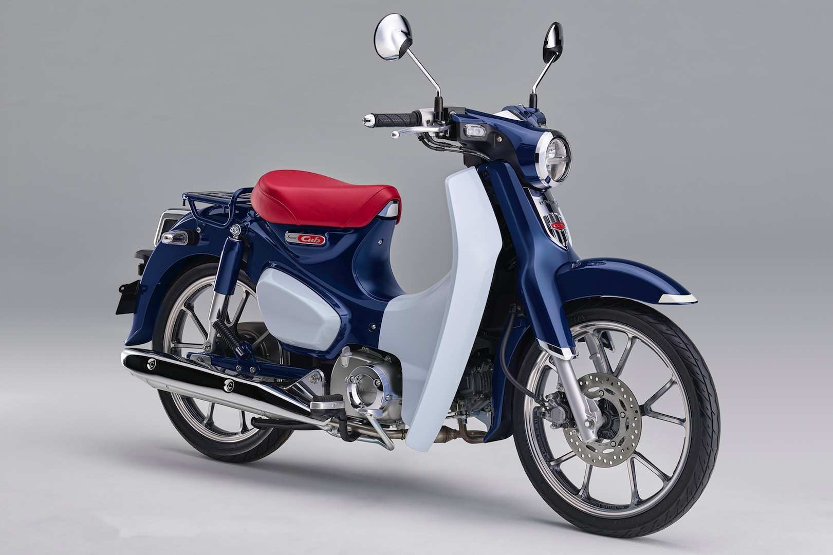 15 The Honda Super Cub 2020 Picture with Honda Super Cub 2020