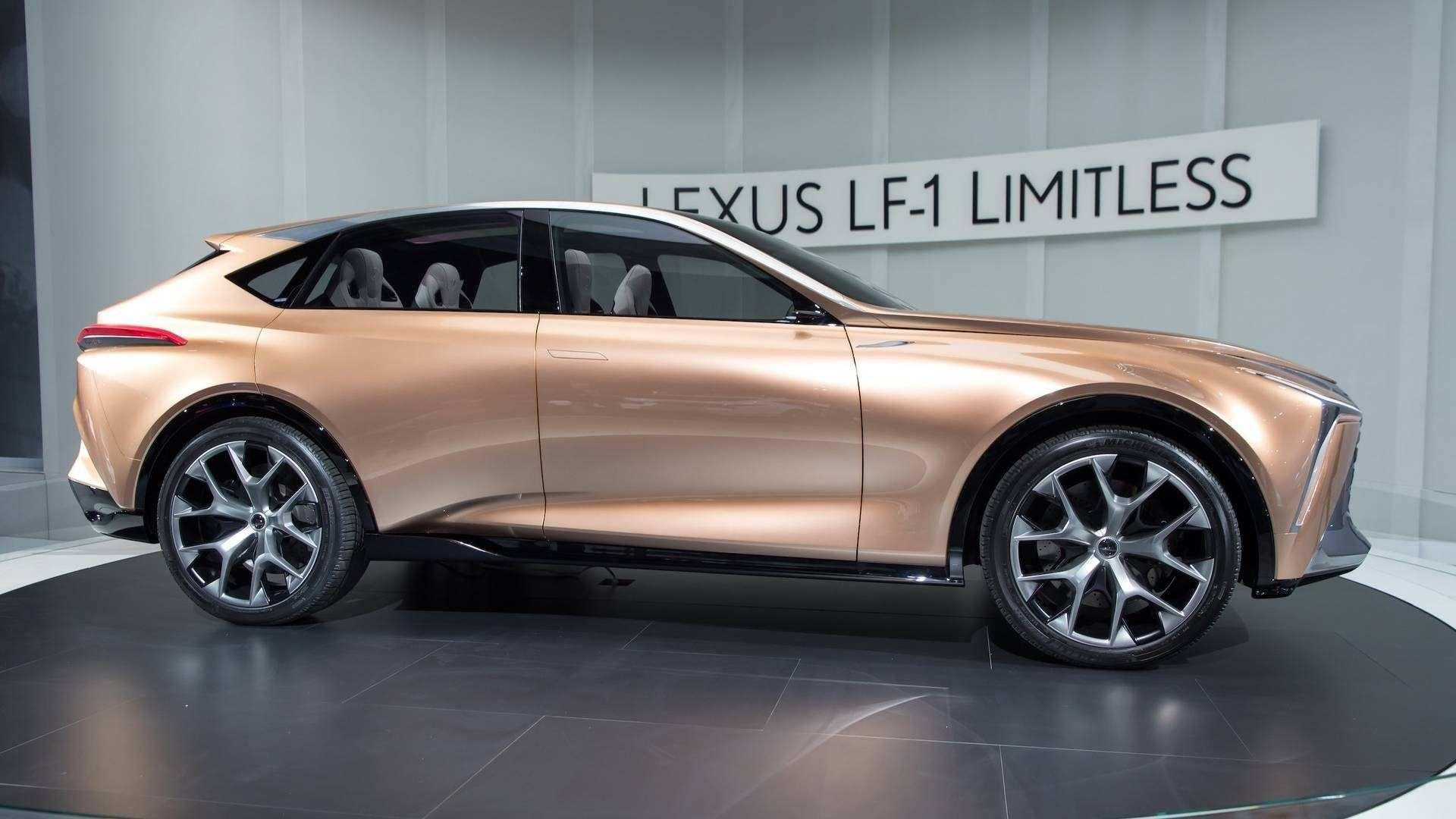 15 The Lexus Lf 1 Limitless 2020 Spy Shoot for Lexus Lf 1 Limitless 2020
