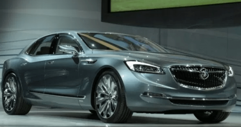 15 The When Will The 2020 Buick Lacrosse Be Released Spesification with When Will The 2020 Buick Lacrosse Be Released