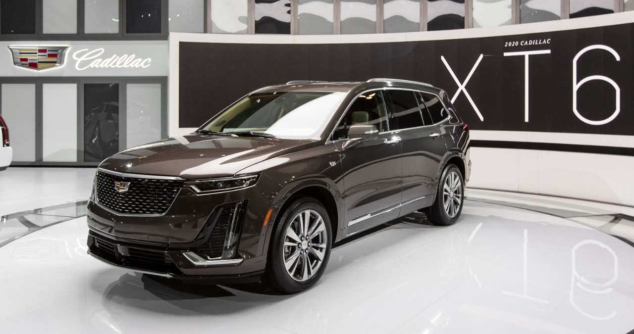 16 All New 2020 Cadillac Xt6 Availability History with 2020 Cadillac Xt6 Availability