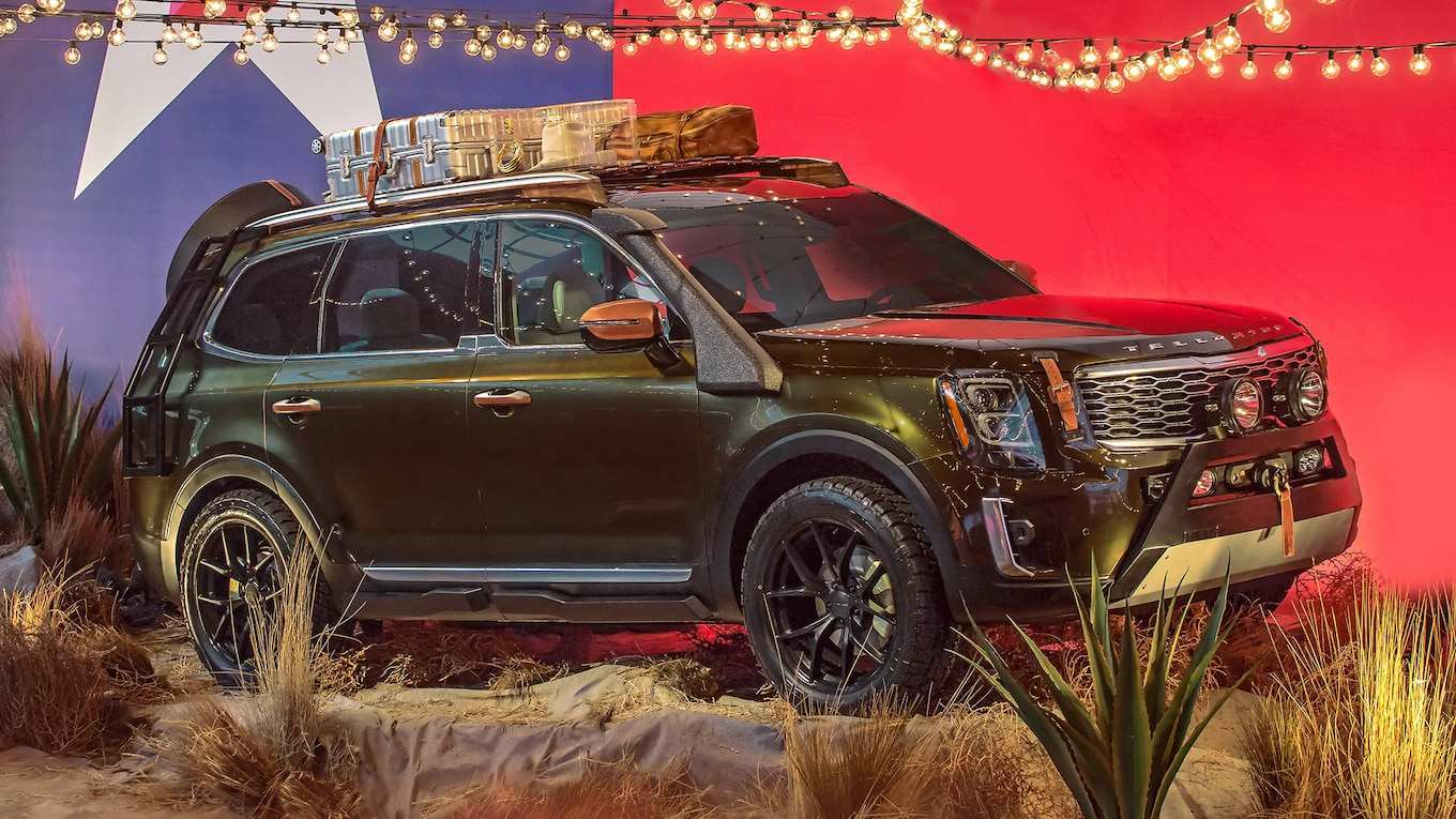 16 All New 2020 Kia Telluride Brochure Pdf Speed Test by 2020 Kia Telluride Brochure Pdf