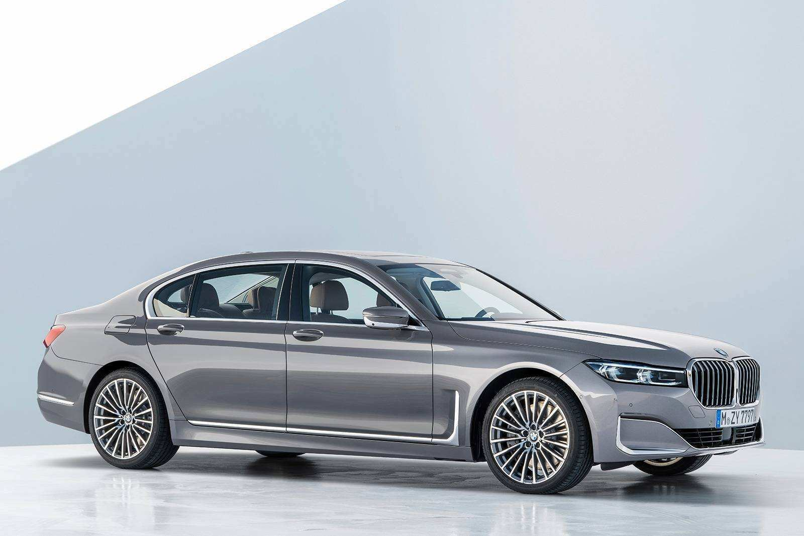 16 All New BMW The 7 2020 New Review by BMW The 7 2020