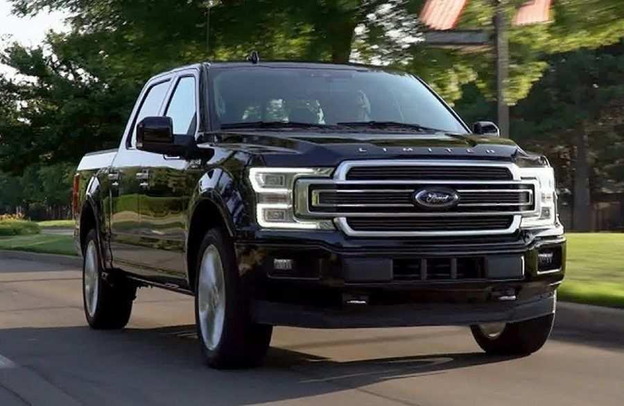 16 All New Ford F 150 Hybrid 2020 Model by Ford F 150 Hybrid 2020