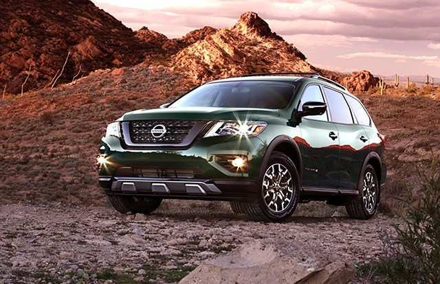 16 All New Nissan Pathfinder 2020 New Review with Nissan Pathfinder 2020