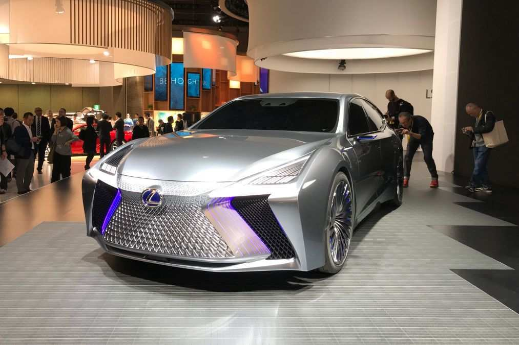 16 All New Toyota Lexus 2020 Release Date for Toyota Lexus 2020