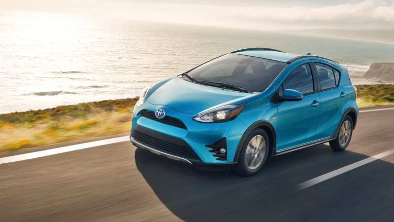 16 All New Toyota Prius C 2020 Release by Toyota Prius C 2020