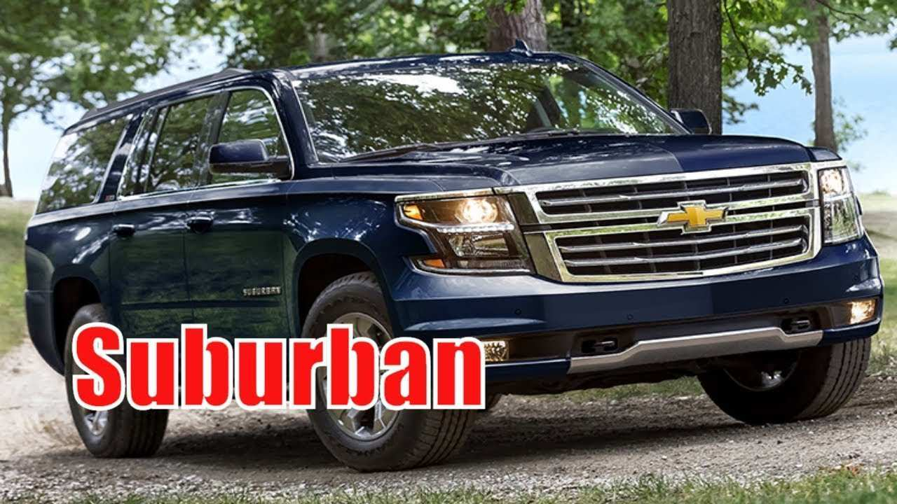 16 Best Review 2020 Chevrolet Suburban Diesel Model for 2020 Chevrolet Suburban Diesel