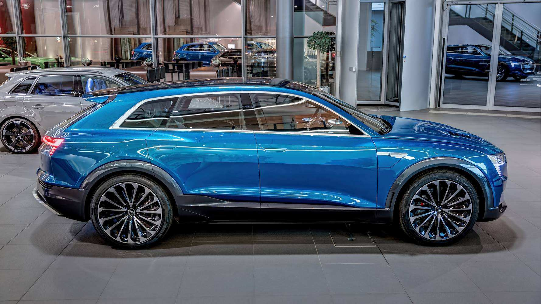 16 Best Review Audi New Electric Car 2020 Performance by Audi New Electric Car 2020