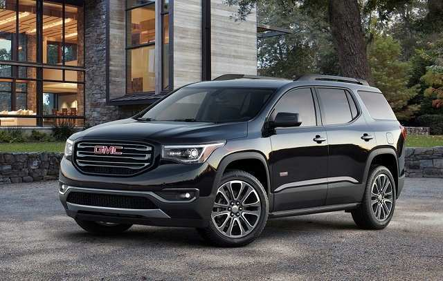 16 Best Review Gmc Suv 2020 Rumors with Gmc Suv 2020