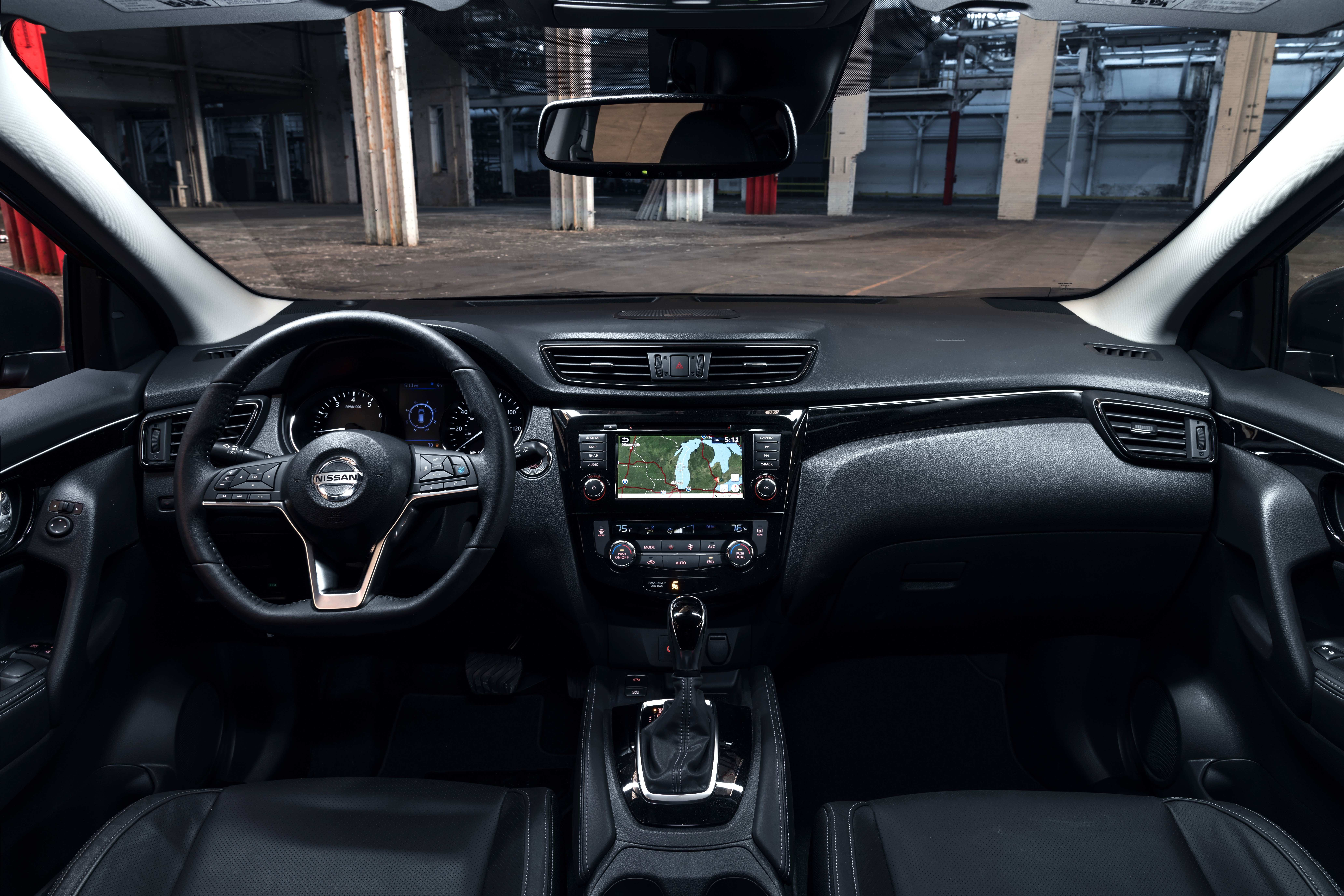 16 Best Review Nissan Qashqai 2020 Interior New Concept for Nissan Qashqai 2020 Interior