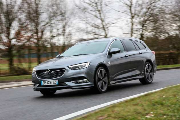 16 Best Review Opel Insignia Sports Tourer 2020 Spy Shoot by Opel Insignia Sports Tourer 2020