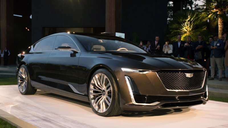 16 Concept of Cadillac Flagship 2020 Picture for Cadillac Flagship 2020