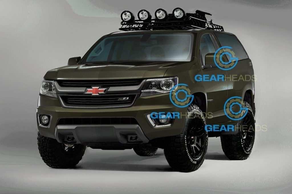 16 Concept of Chevrolet Trailblazer Ss 2020 Concept with Chevrolet Trailblazer Ss 2020
