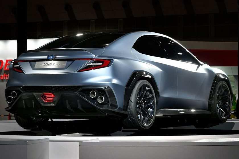 16 Concept of Subaru Sti 2020 Concept Exterior with Subaru Sti 2020 Concept