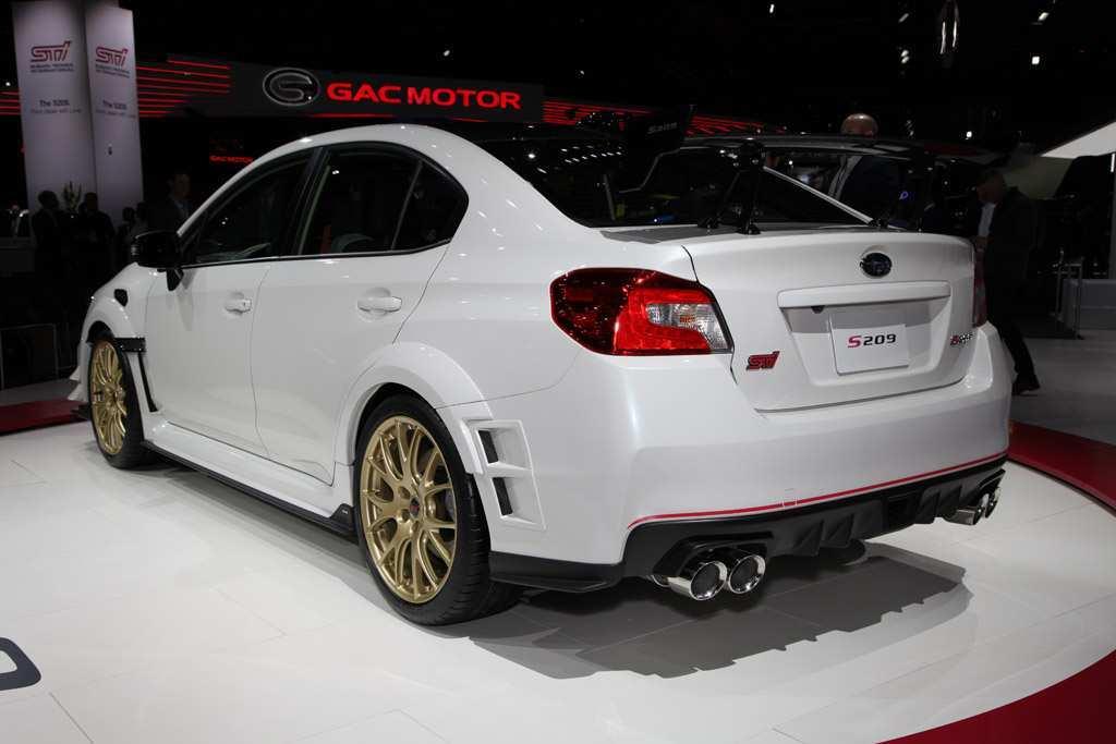 16 Concept of Subaru Sti 2020 Price Redesign by Subaru Sti 2020 Price