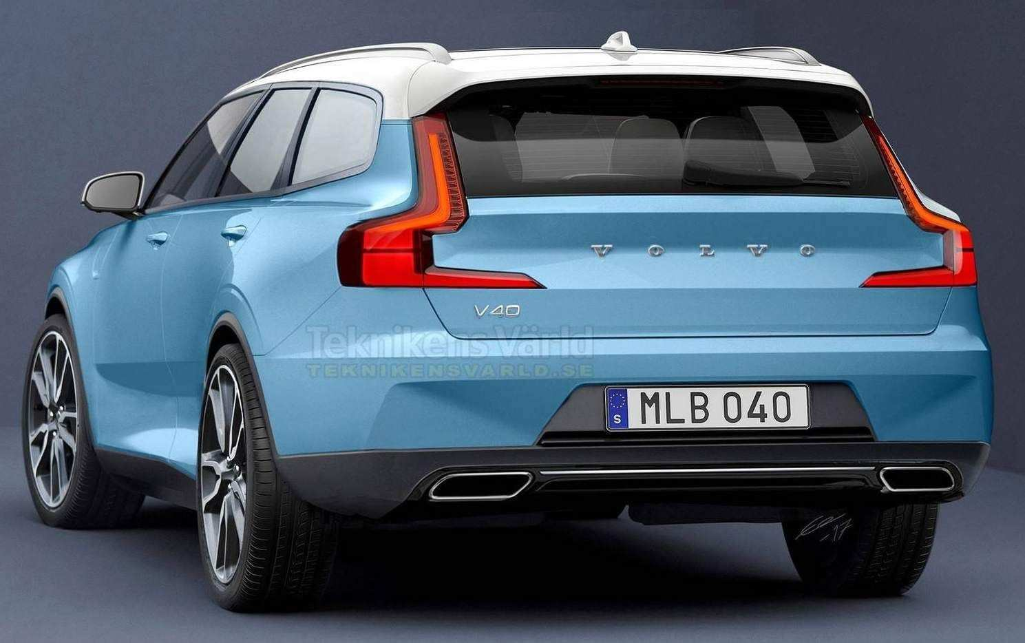 16 Concept of Volvo V40 2020 Interior Interior with Volvo V40 2020 Interior