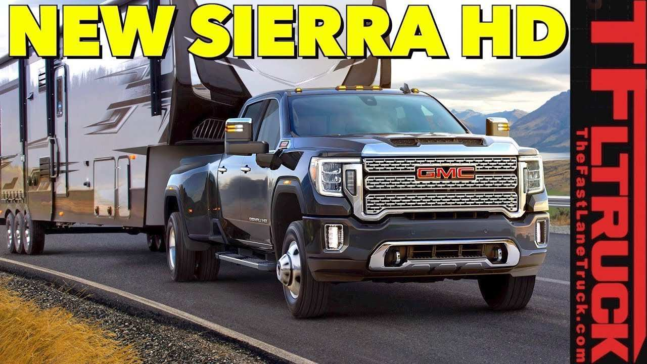 16 Concept of When Can I Order A 2020 Gmc Sierra Hd Wallpaper with When Can I Order A 2020 Gmc Sierra Hd