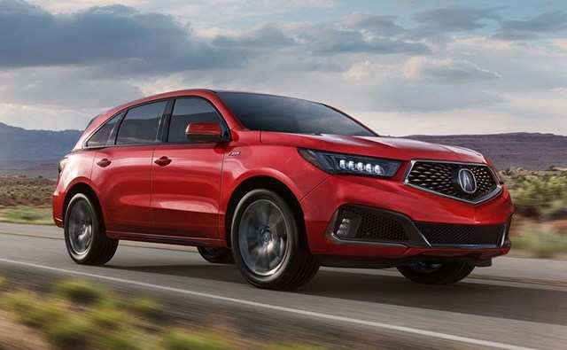 16 Gallery of 2020 Acura Rdx Sport Hybrid Performance with 2020 Acura Rdx Sport Hybrid