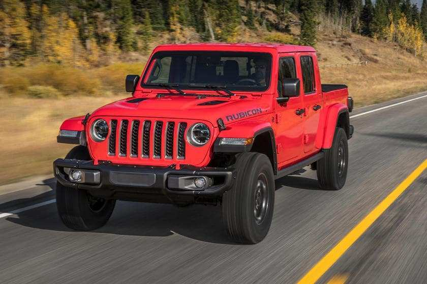 16 Gallery of 2020 Jeep Gladiator V8 Concept with 2020 Jeep Gladiator V8