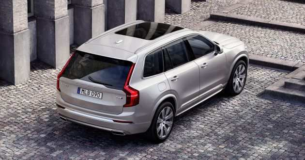 16 Gallery of All New Volvo Xc90 2020 Photos for All New Volvo Xc90 2020