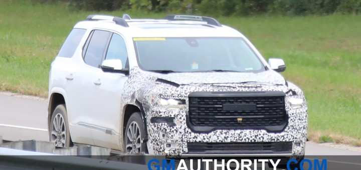 16 Gallery of Gmc Acadia 2020 New Review for Gmc Acadia 2020