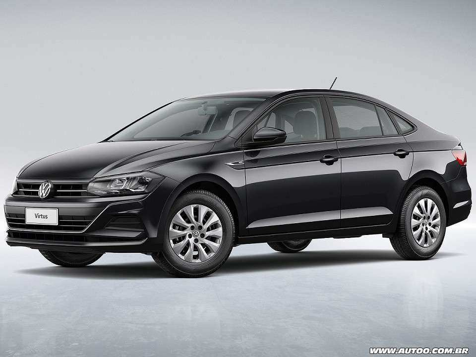 16 Gallery of Volkswagen Linha 2020 Concept with Volkswagen Linha 2020