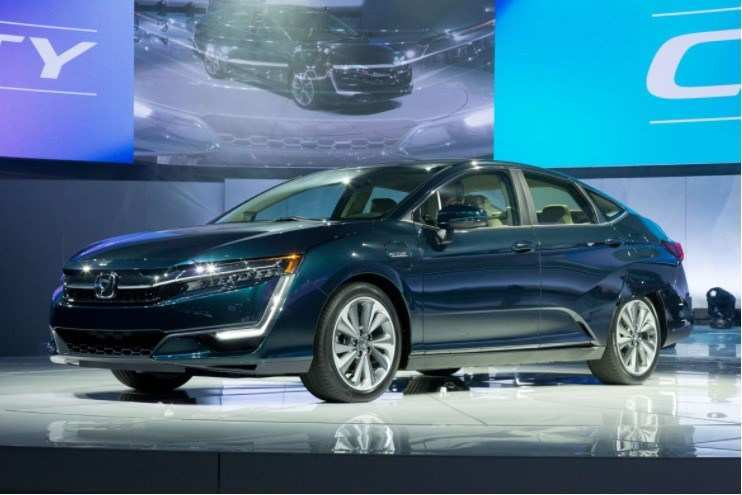 16 Great 2020 Honda Clarity Plug In Hybrid Exterior for 2020 Honda Clarity Plug In Hybrid