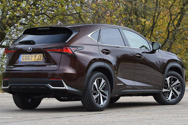 16 Great Lexus Nx 300H 2020 First Drive for Lexus Nx 300H 2020