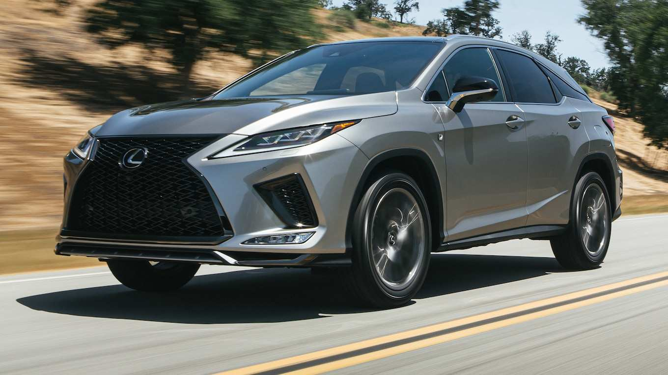 16 Great Lexus Rx 350 Year 2020 Photos with Lexus Rx 350 Year 2020