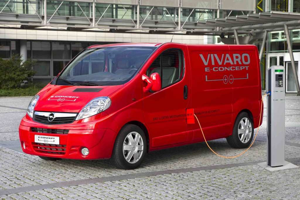16 Great Opel Vivaro Elektro 2020 Review by Opel Vivaro Elektro 2020