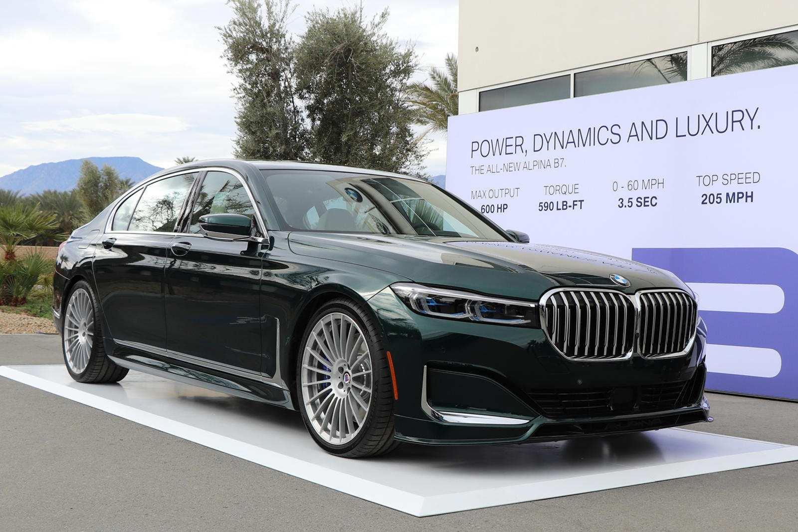16 New BMW Alpina B8 2020 Interior by BMW Alpina B8 2020