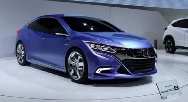 16 New Honda Civic 2020 Concept Exterior by Honda Civic 2020 Concept