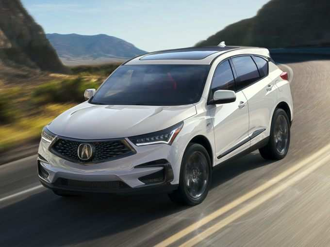 16 New When Is The 2020 Acura Rdx Coming Out Spesification by When Is The 2020 Acura Rdx Coming Out