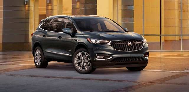 16 The 2020 Buick Envision Changes Performance and New Engine for 2020 Buick Envision Changes