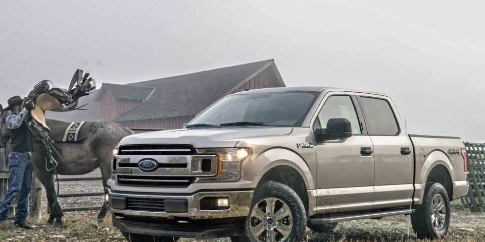 16 The 2020 Ford F 150 Trucks Price and Review with 2020 Ford F 150 Trucks