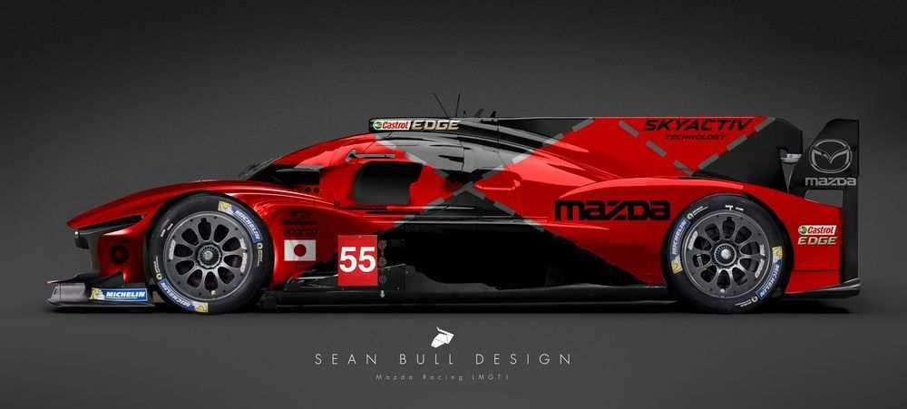 16 The Mazda Lmp1 2020 Speed Test by Mazda Lmp1 2020