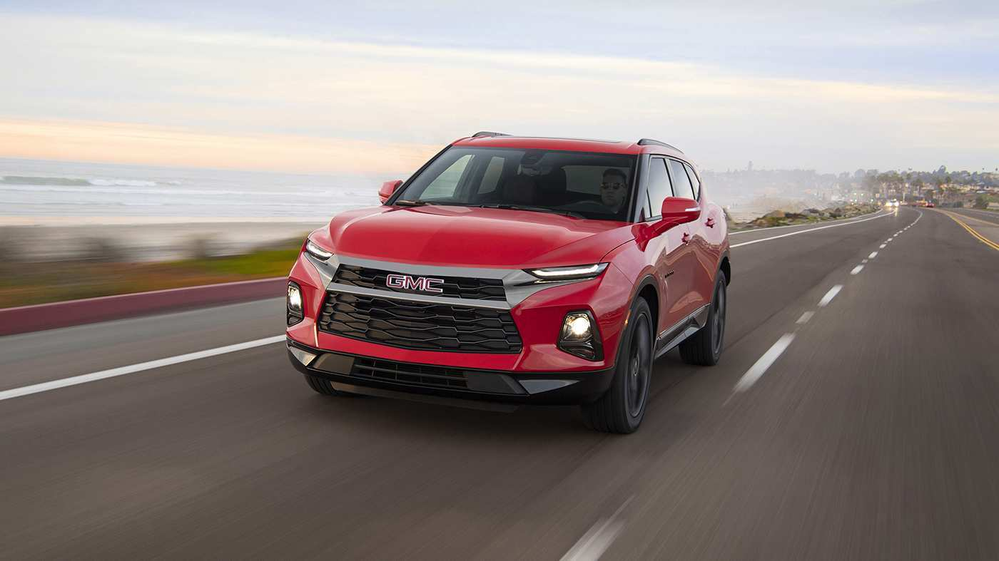 17 All New 2020 Gmc Jimmy Car And Driver First Drive by 2020 Gmc Jimmy Car And Driver