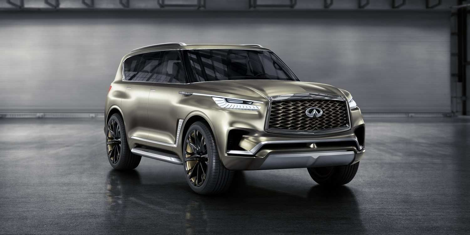 17 All New 2020 Infiniti Qx80 Monograph Release Date Spesification with 2020 Infiniti Qx80 Monograph Release Date