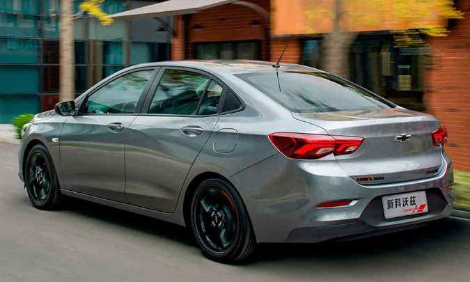 17 All New Chevrolet Novo Prisma 2020 First Drive by Chevrolet Novo Prisma 2020