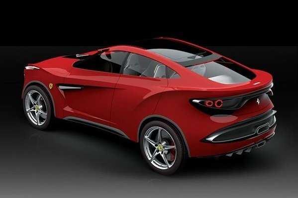 17 Best Review Ferrari Suv 2020 Redesign and Concept for Ferrari Suv 2020