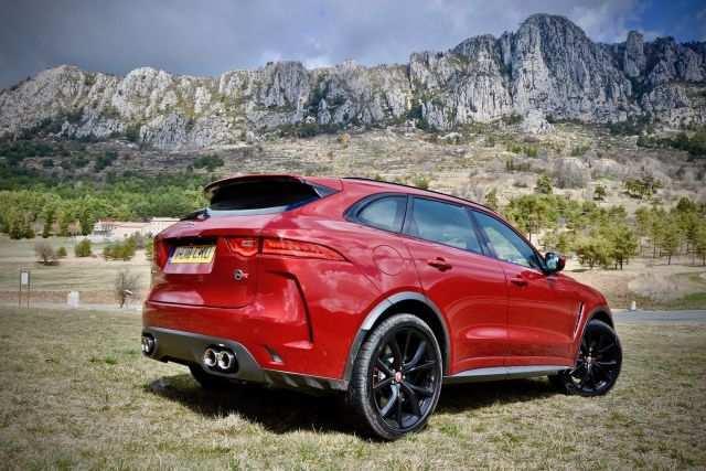 17 Best Review Jaguar F Pace 2020 First Drive with Jaguar F Pace 2020