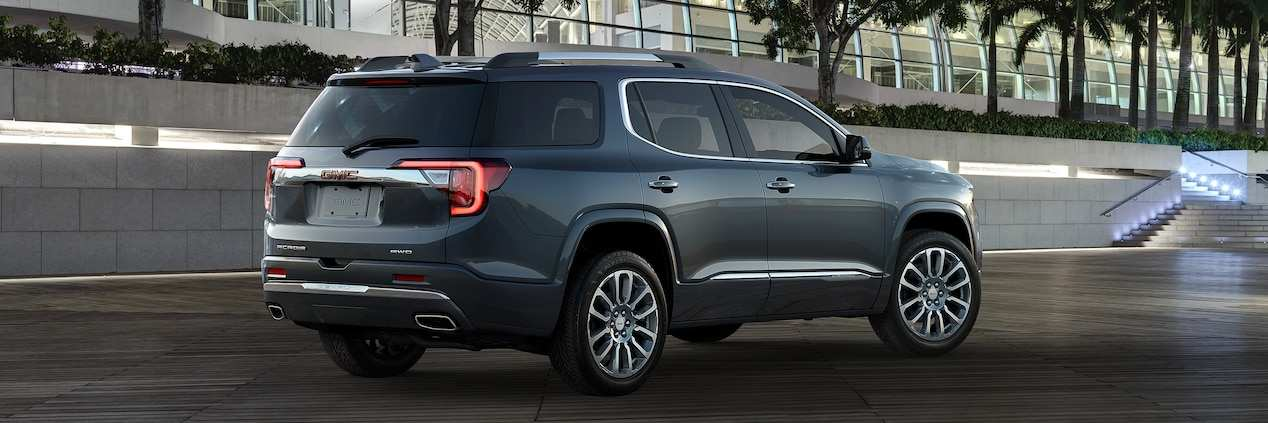 17 Concept of 2020 Gmc Acadia Length Spy Shoot for 2020 Gmc Acadia Length