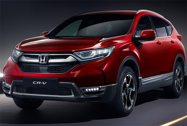 17 Concept of Honda Crv 2020 Redesign Images with Honda Crv 2020 Redesign