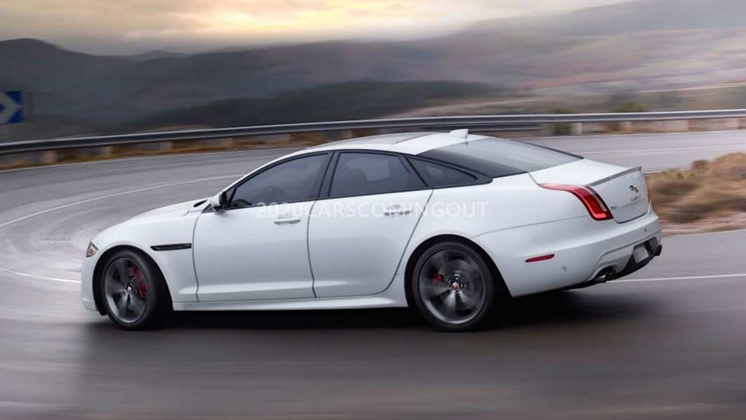 17 Concept of Jaguar Xj New Model 2020 Performance and New Engine for Jaguar Xj New Model 2020